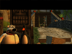 Wallace & Gromit in Project Zoo 6