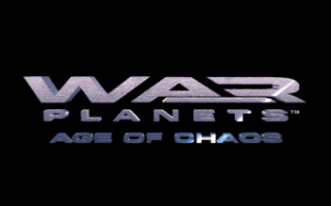 War Planets: Age of Chaos abandonware
