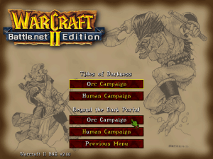 WarCraft II: Battle Chest 6