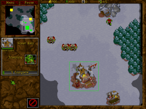 WarCraft II: Battle Chest abandonware