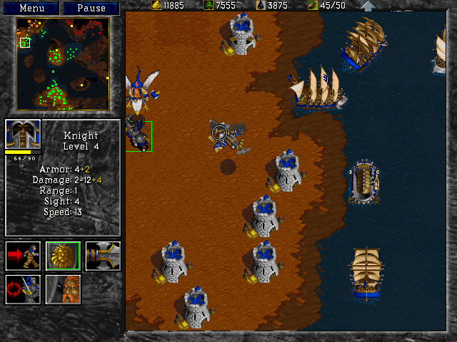 WarCraft II: Battle Chest (Windows) - My Abandonware
