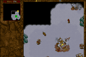 Warcraft II: Tides of Darkness 5