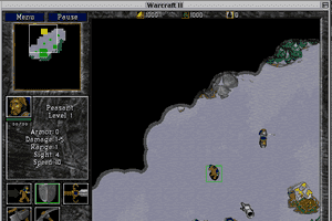Warcraft II: Tides of Darkness 1