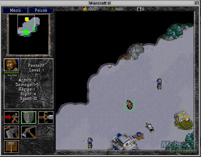 warcraft 1 free  full version