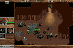 WarCraft: Orcs & Humans abandonware