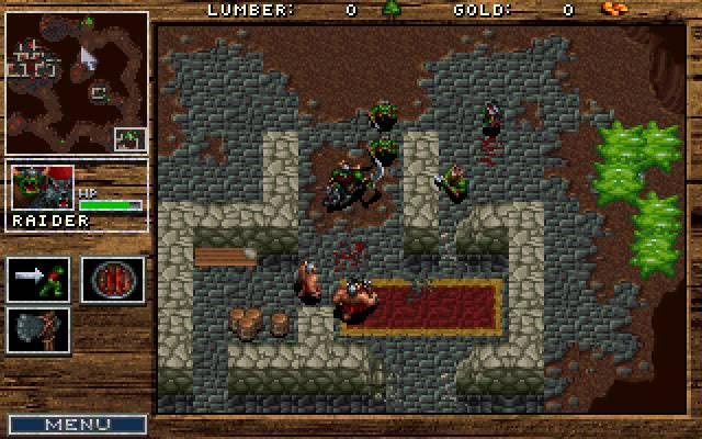 WarCraft: Orcs & Humans - My Abandonware