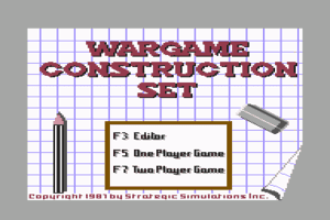 Wargame Construction Set 1