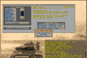 Wargame Construction Set II: TANKS! abandonware