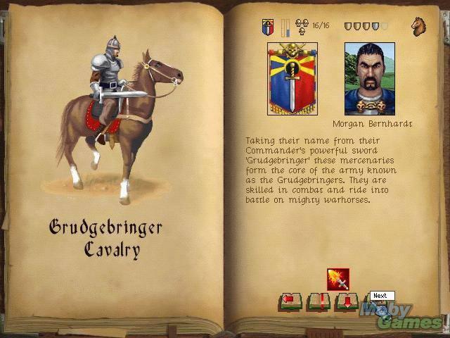 Re: Warhammer: Dark Omen