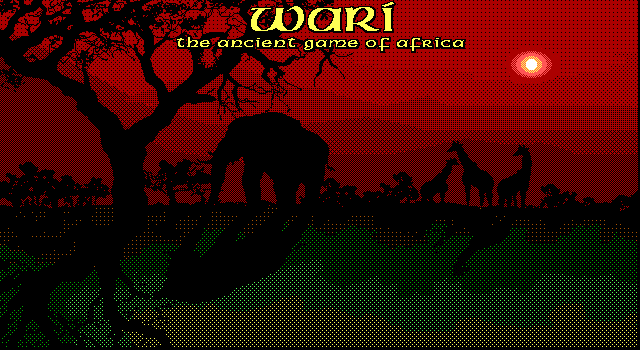 Wari: The Ancient Game of Africa 0