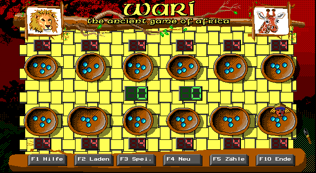 Wari: The Ancient Game of Africa 3