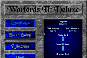Warlords II Deluxe 1