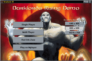 Warlords III: Darklords Rising 0
