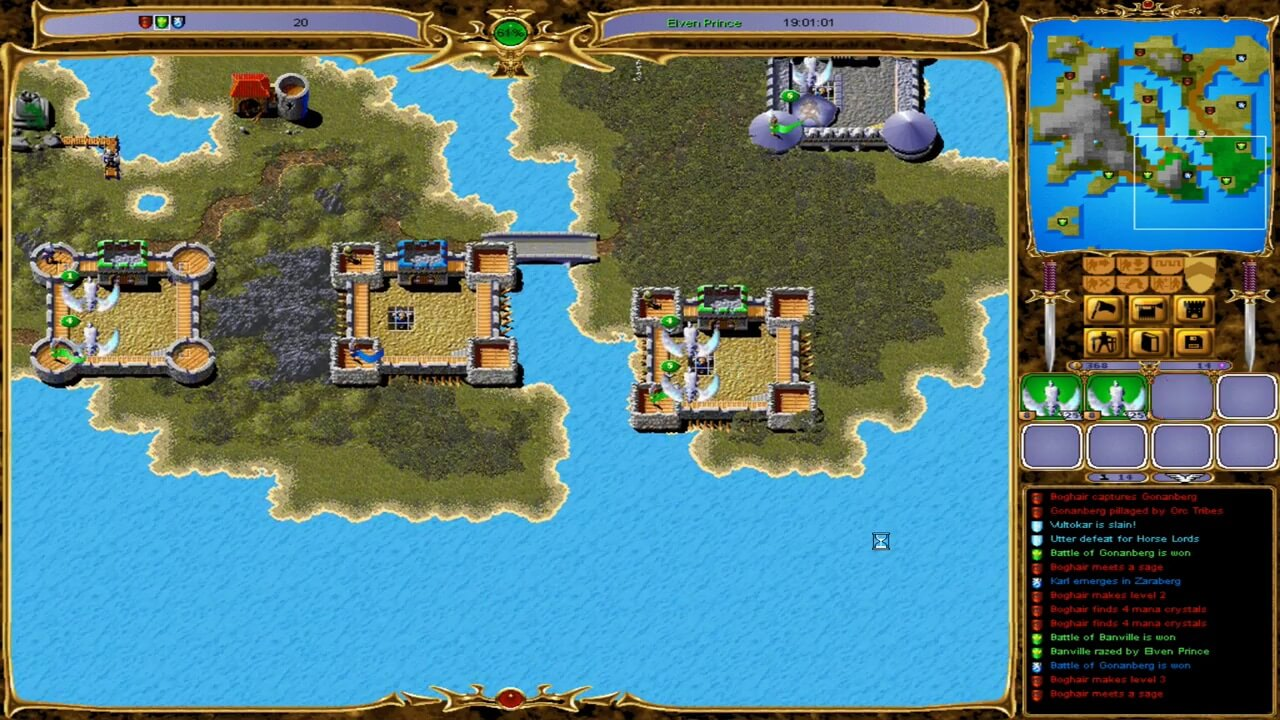 Download Warlords III Reign of Heroes (Windows) - My Abandonware