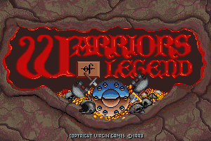 Warriors of Legend 0