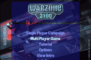 Warzone 2100 0
