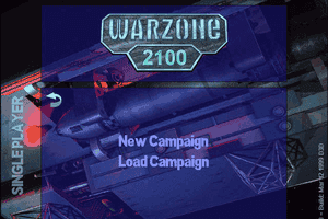 Warzone 2100 1