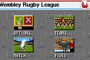 Wembley Rugby League 1