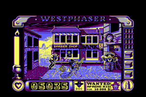 West Phaser 11