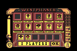 West Phaser 3
