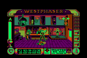 West Phaser 8