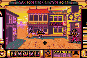 West Phaser 9