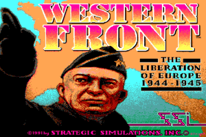 Western Front: The Liberation of Europe 1944-1945 0