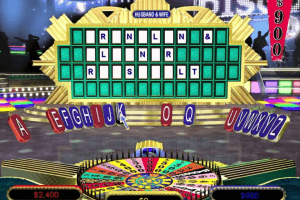 Wheel of Fortune 2003 5