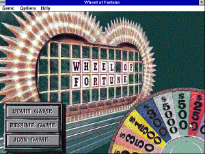 Wheel of Fortune Deluxe abandonware