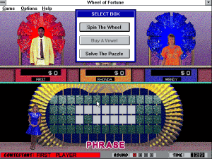 Wheel of Fortune Deluxe 2