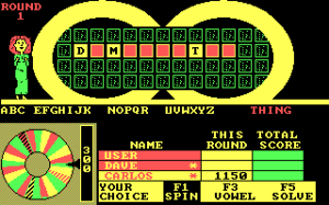 Wheel of Fortune Junior Edition abandonware