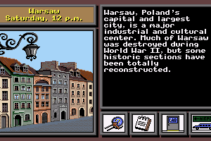 Where in Europe is Carmen Sandiego? 23