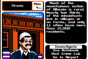 Where in Europe is Carmen Sandiego? abandonware