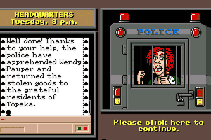 Where in the U.S.A. is Carmen Sandiego? abandonware