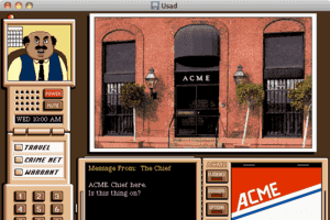 Where in the USA is Carmen Sandiego? (Deluxe Edition) abandonware