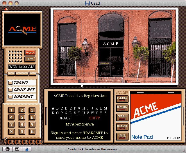 Download Where In The Usa Is Carmen Sandiego Deluxe Edition My Abandonware