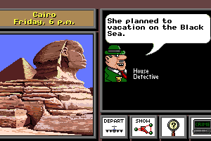 Where in the World is Carmen Sandiego? 16