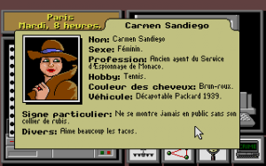 Where in the World is Carmen Sandiego? 9