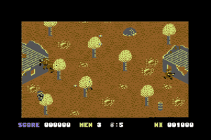 Who Dares Wins II abandonware