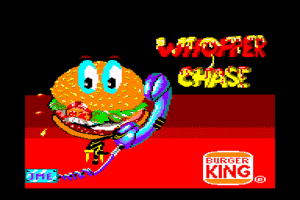 Whopper Chase 0