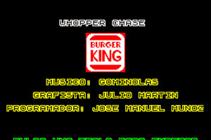Whopper Chase 1