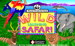 Wild Learning Safari 4