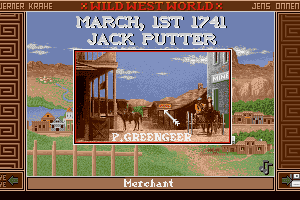 Wild West World 1