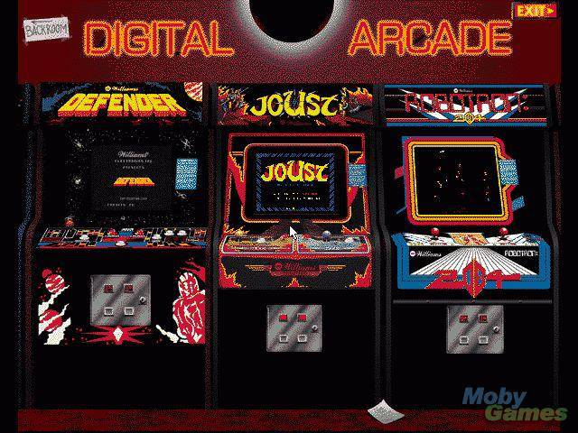 williams arcade classics  abandonware