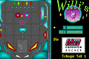 Willis Pinball 0