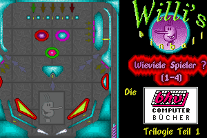 Willis Pinball 1