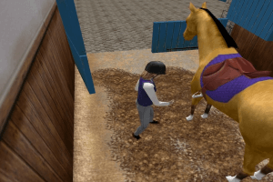 Willowbrook Stables: Search for the Golden Horseshoes abandonware