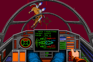 Wing Commander II: Vengeance of the Kilrathi 9