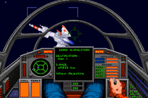 Wing Commander II: Vengeance of the Kilrathi 10