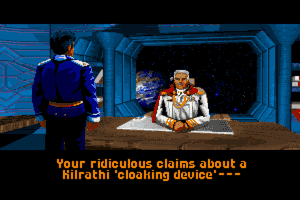 Wing Commander II: Vengeance of the Kilrathi 11